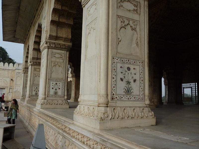 Diwan-i-Khas pavillon