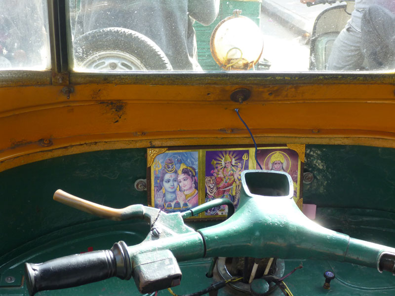 Ubiquitous Hindu Deities