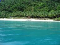 Seven Commando Beach, Palawan