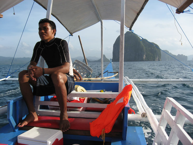 Tour Guide El Nido