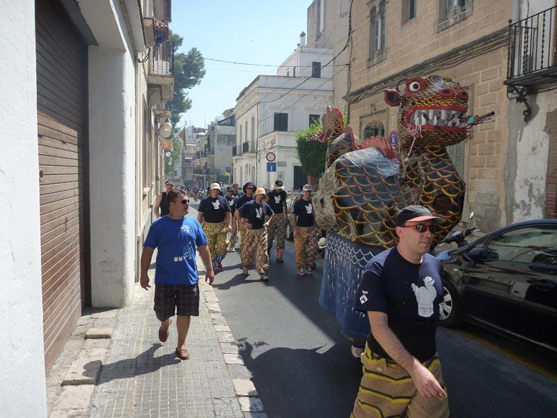 Festa Major Procession