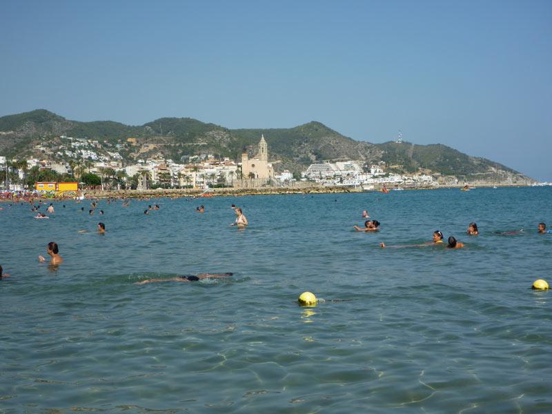 Sitges Coast