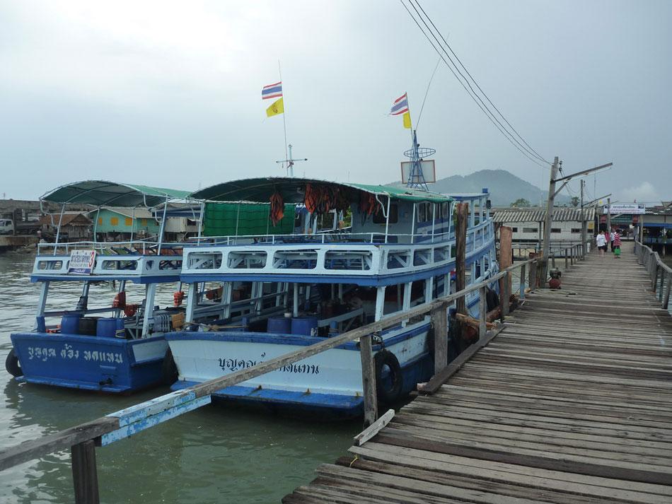 Ko Samet Ferry