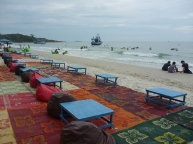 Ko Samet beach bars