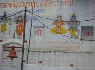 Hindu-Mural-art