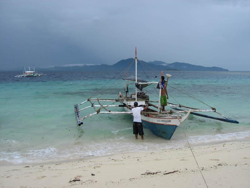 Coco Loco Boat