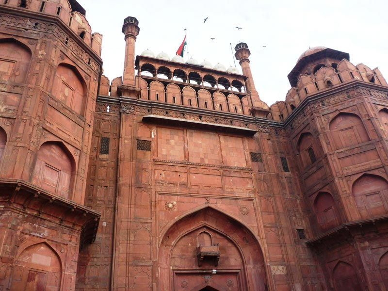 Red Fort\'s Lahore Gate