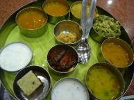 South Goan Thali