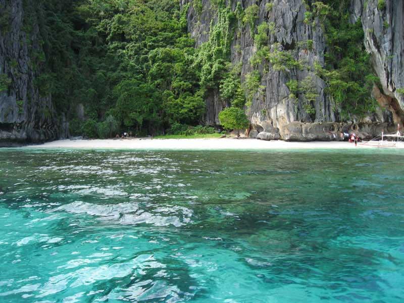Simizu Island, Palawan