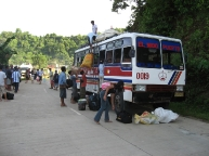 Puerto to El Nido Public Bus