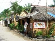 Squidos restaurant, Palawan