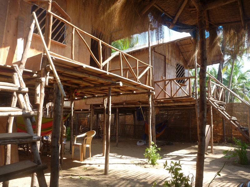 Agonda Beach Huts