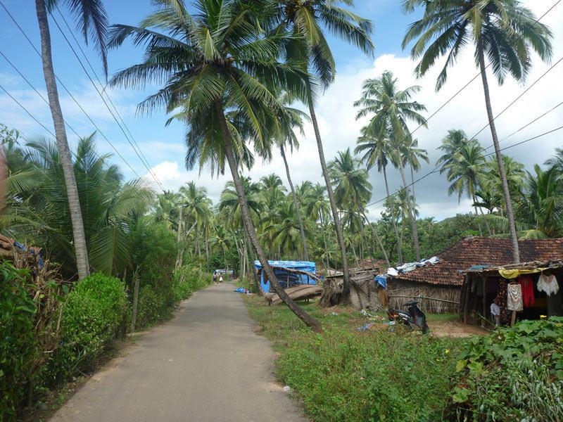 On the road again in Goa