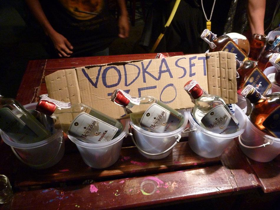 Vodka Bucket Thailand