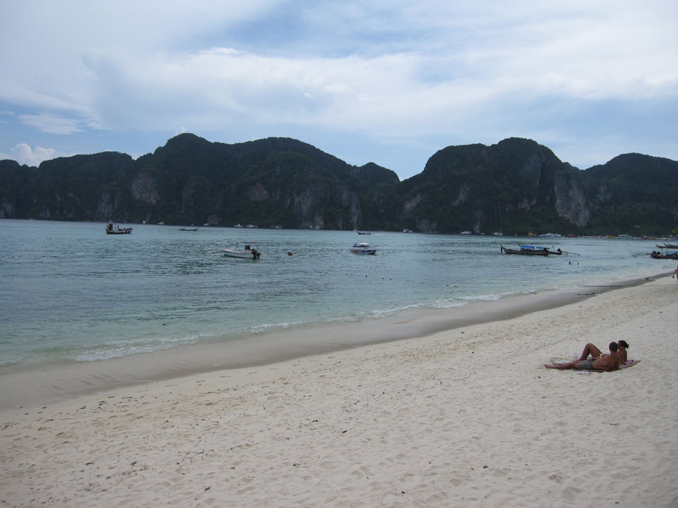 the-beach-at-Ao-Loh-Dalum