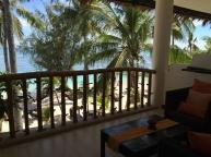 ocean-vida-beach-view from the balcony
