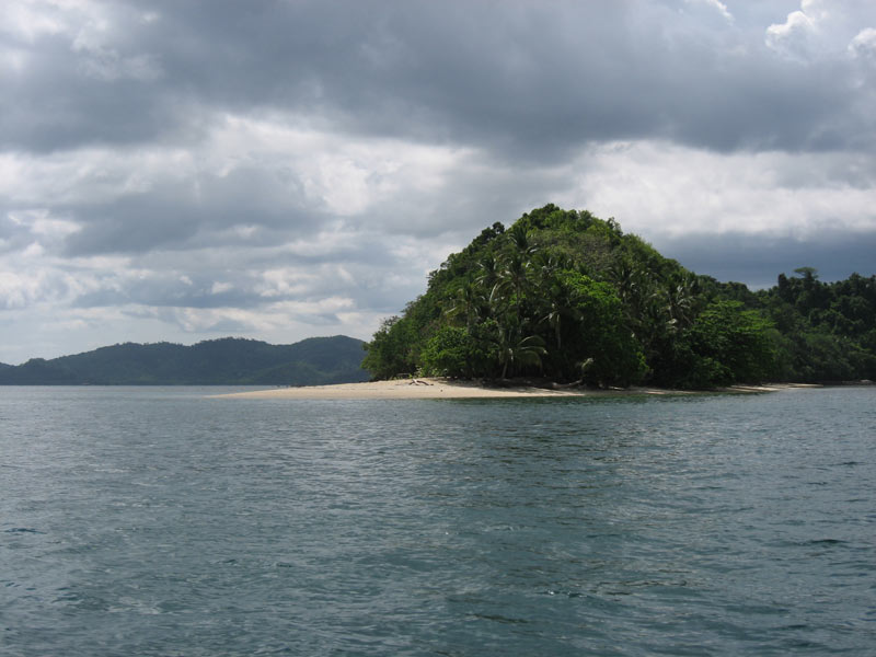 Port Barton virgin island