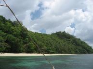 Approaching one Island