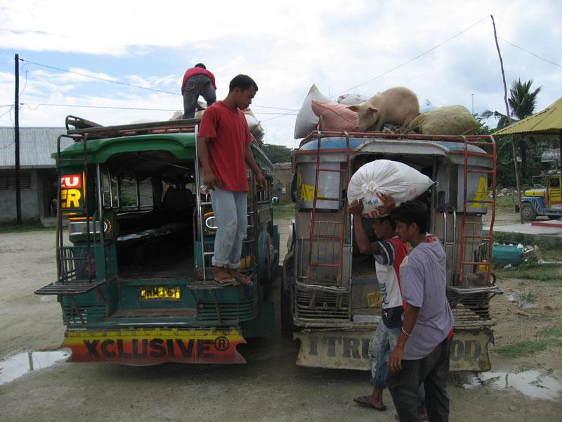 Heavy Duty Palawan Jeepney