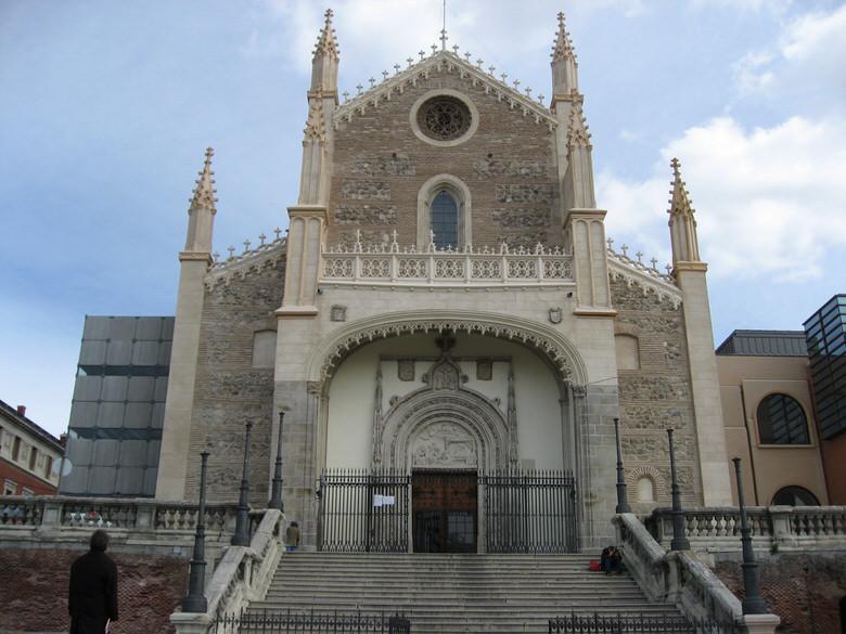 The San Jeronimo church (15th Century)