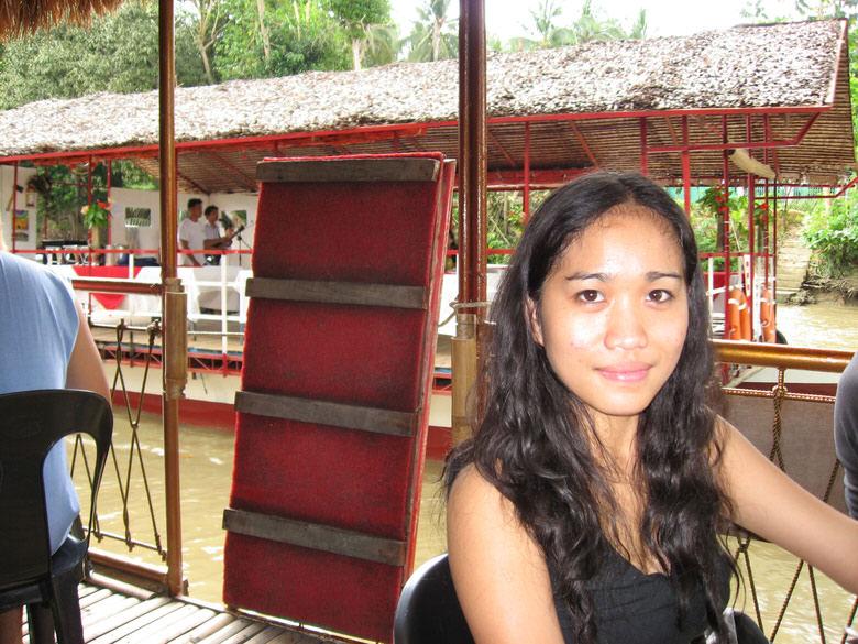 Enjoying view Lombok cruise bohol