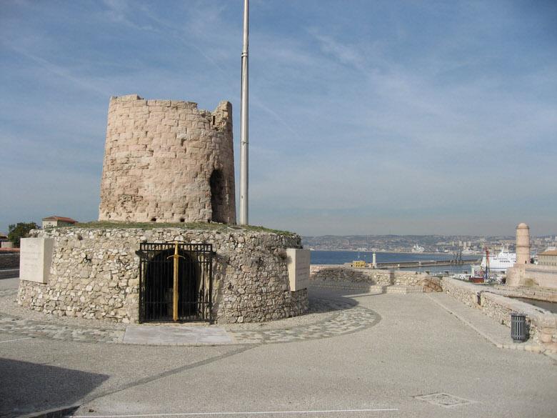 Fort Saint-Nicolas Marseilles