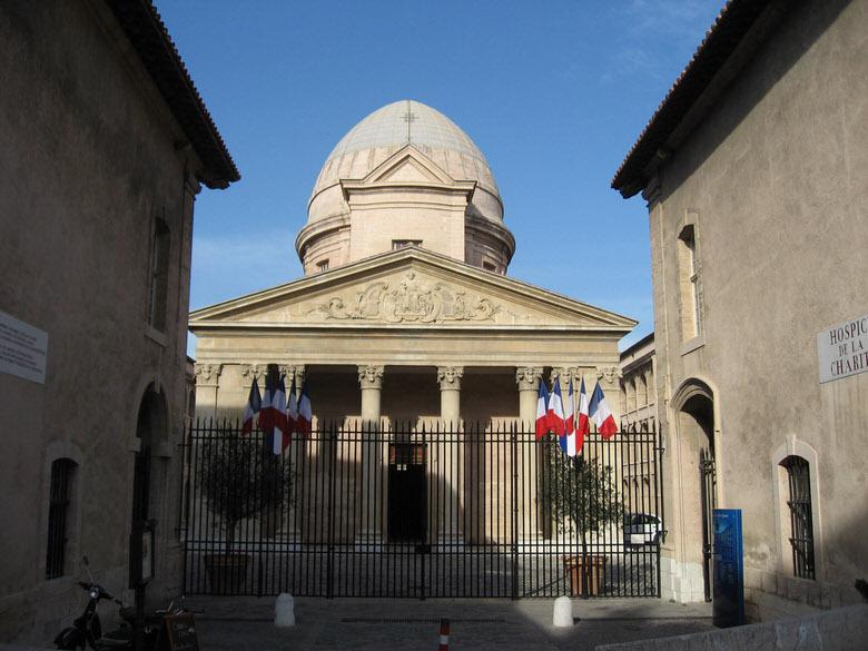 The Vieille Charité Museum