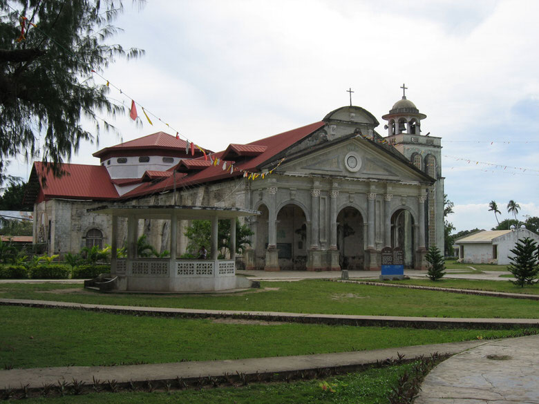 catholic church Bohol